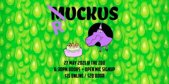 Ruckus Muckus Poetry Slam