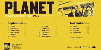 Planet - Brisbane