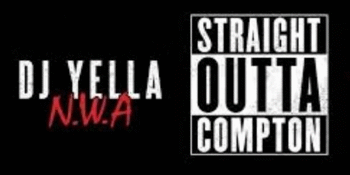 DJ YELLA from N.W.A