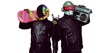 DISCOVERY DAFT PUNK TRIBUTE SHOW