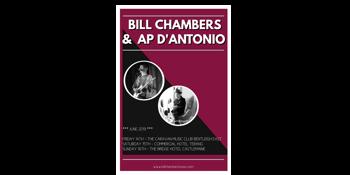 Bill Chambers + AP D'Antonio