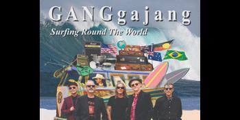 GANGgajang 'Surfing Round the World'
