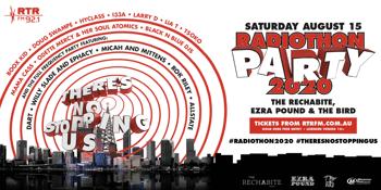 RTRFM Radiothon Party 2020
