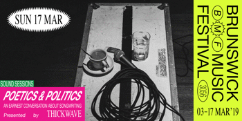 SOUND SESSIONS: Poetics & Politics: An Earnest Conversation About Songwriting