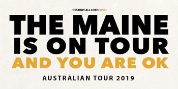 The Maine Australian Tour