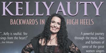 Kelly Auty: Backwards in High Heels