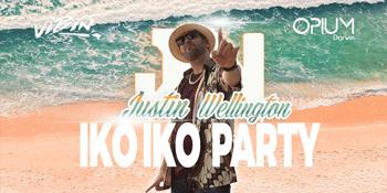 Justin Wellington Iko Iko Party Darwin 2021