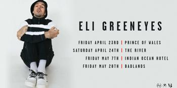 Eli Greeneyes | Indian Ocean Hotel