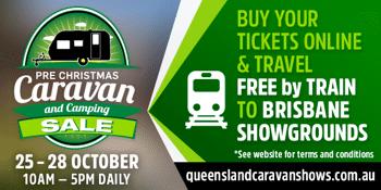 Pre Christmas Caravan & Camping Sale