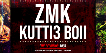 ZMK & Kutti3 Boii | McGuires Hotel, Mackay | Friday 1st May
