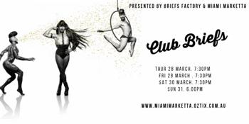 Club Briefs at Miami Marketta