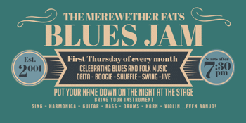 Merewether Fates Blues Jam