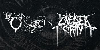Born Of Osiris & Chelsea Grin Australian Tour
