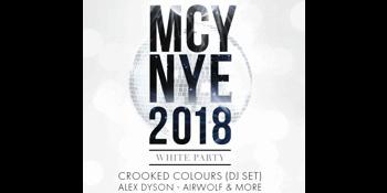 MCY . NYE . White Party