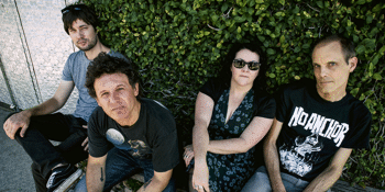 Screamfeeder - Album Tour