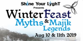 WinterFeast - Myths Majick and Legends