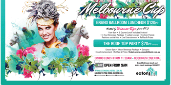 Melbourne Cup Roof Top Party