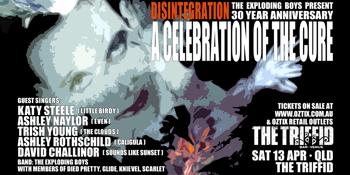 Disintegration: A Cure Celebration