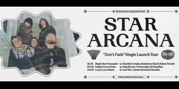 Star Arcana 'Don't Fade' Single launch
