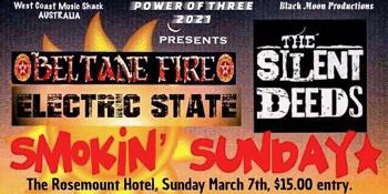 Smokin' Sunday: BELTANE FIRE