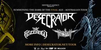 Desecrator, The Ascended, Harlott
