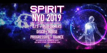 Spirit - New Years Day 2019