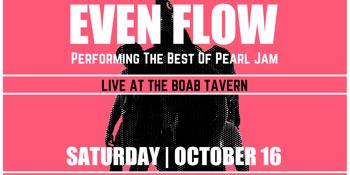 Even Flow : Pearl Jam Tribute