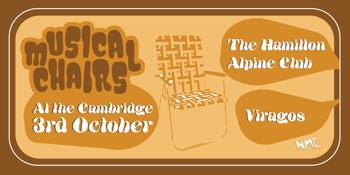 Hamilton Alpine Club W/ Viragos - Musical Chairs 🪑