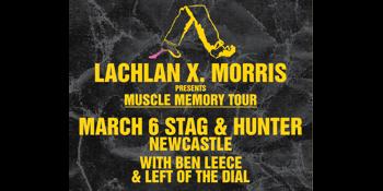 Lachlan X Morris