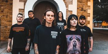 DEATHBEDS SINNER TOUR CANBERRA