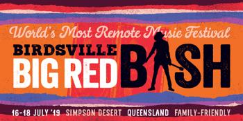 Birdsville Big Red Bash