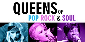 Queens of Pop, Rock & Soul
