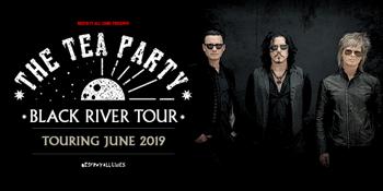 The Tea Party 'Black River' Australian Tour 2019