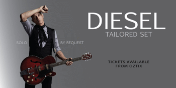 DIESEL - TAILORED SET - SOLO BY REQUEST