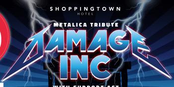 Damage Inc & Powerslave Heavy Metal Tribute Show
