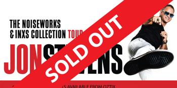 Jon Stevens - The Noiseworks & INXS Collection