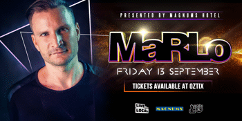 MaRLo Tickets at Magnums Hotel (Airlie Beach, QLD) on Friday