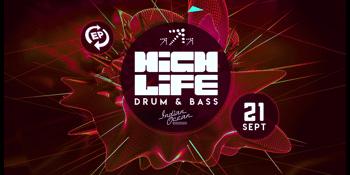 HIGH LIFE Drum & Bass