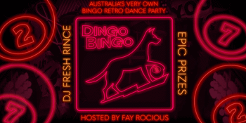 POSTPONED - Dingo Bingo