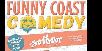 Funny Coast Comedy feat: Ben Darsow