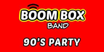 Boom Box Band - 90's Girl Power Show