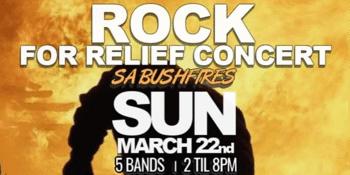 Rock for Relief Concert