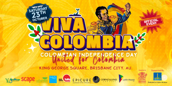 Colombian Independence Day Festival - United for Colombia