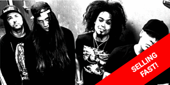 (hed)p.e with special guests Nonpoint