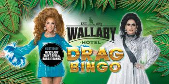 Spooky Drag Bingo - Halloween Edition
