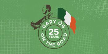 Gary Óg - 25 Years on the Road