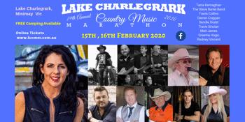 Lake Charlegrark Country Music Marathon 2020
