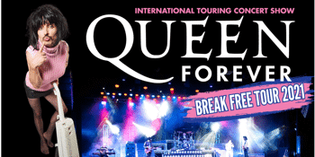 Queen Forever - Break Free Tour