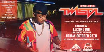 Twista Live - Kamikaze Album 15th Anniversary Tour