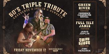 60s Rock Triple Tribute - Creedence: Joplin: Hendrix